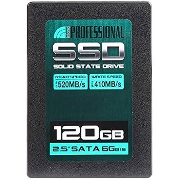 """Inland Professional 120GB SATA III 6Gb/s 2.5"""" Internal Solid State Drive (120GB)"""