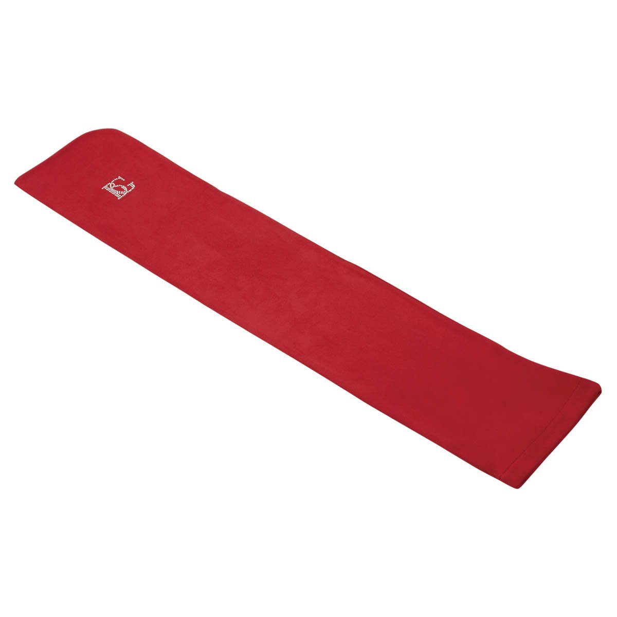 BG A68R Instrument Protection Cozy for Flute/Oboe/Clarinet/Soprano - Microfiber Red