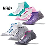 Thirty48 Ultra-Light Running Socks Unisex, CoolPlus Fabric Keeps Feet Cool & Dry