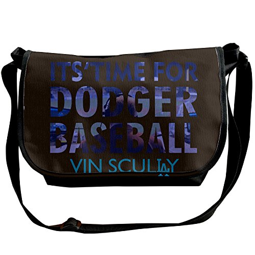 Vin Scully Its Time For Dodger Baseball 1950 Fashion Handbags Unisex (Scully Costume)