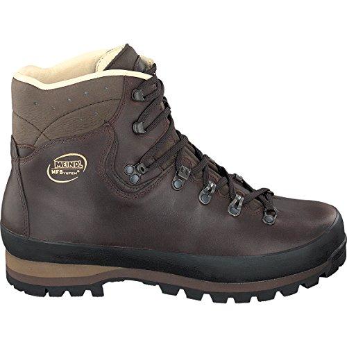 Meindl Zapatos Tasmania MFS Men-Color Marrón Oscuro 42