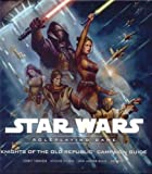 img - for Knights of the Old Republic Campaign Guide (Star Wars Roleplaying Game) by Rodney Thompson (2008-08-19) book / textbook / text book