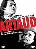 Artaud - 2-disc set (Artaud/My Life and Times with Artaud/The True Story of Artaud the Momo)