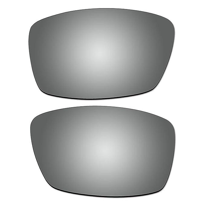 1bb4be51de ACOMPATIBLE Replacement Titanium Polarized Lenses for Oakley ...