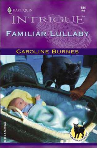 book cover of Familiar Lullaby