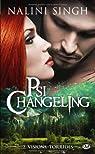Psi-changeling, Tome 2 : Vision torride par Singh