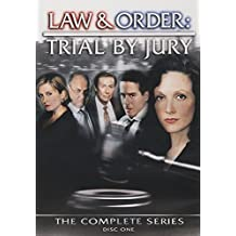 Law and Order: Trial By Jury - The Complete Series