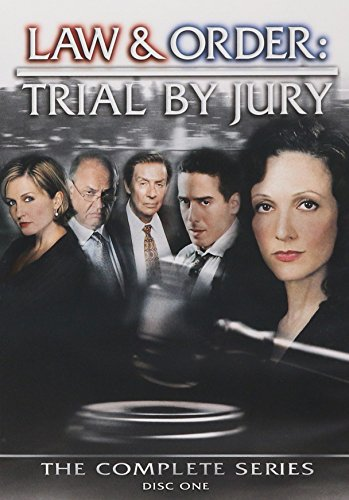 Law & Order: Trial by Jury - The Complete Series by NEUWIRTH,BEBE