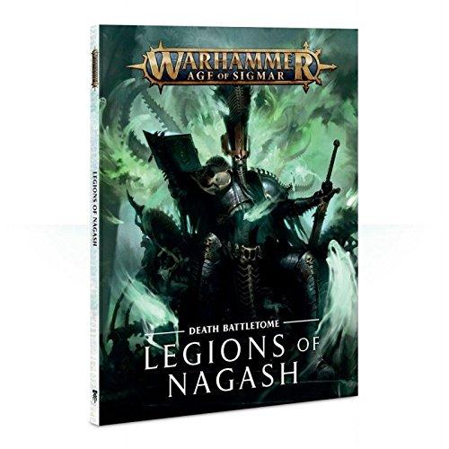 Games Workshop WARHAMMER Age of Sigmar - Death Battletome - Legions of Nagash - ITALIANO