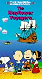 The Mayflower Voyagers (This Is America, Charlie Brown) [VHS]