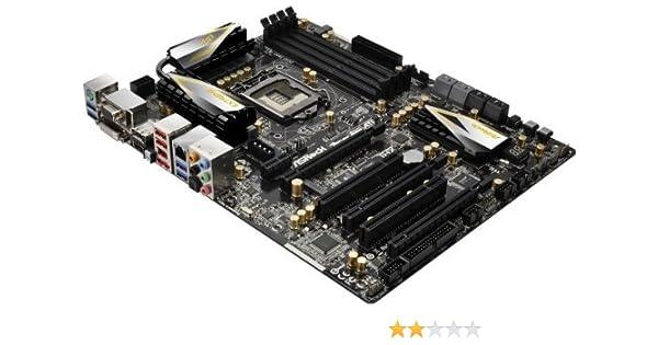 ASRock Z77 EXTREME4 LGA1155// DDR3// SATA3/&USB3.0// Quad CrossFireX /& Quad SLI// A/&GbE// ATX Motherboard