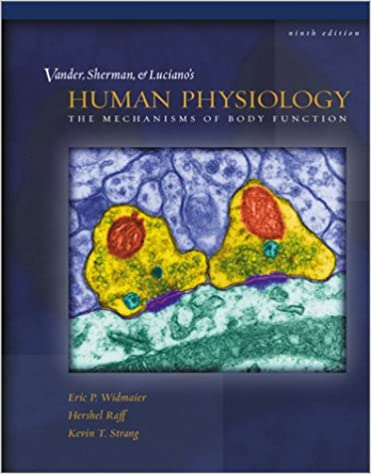 Vander sherman lucianos human physiology the mechanisms of vander sherman lucianos human physiology the mechanisms of body function 9th edition fandeluxe Choice Image