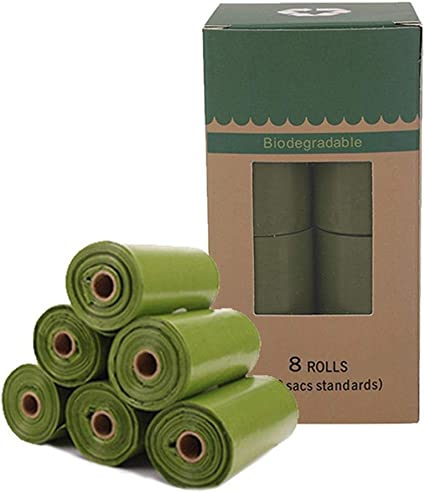 Bolsas Biodegradables para Excrementos, Bolsas de Basura ...