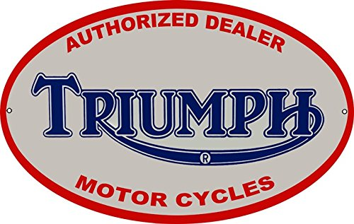 Authorized Dealer Triumph Motorcycle Reproduction - Triumph Dealer
