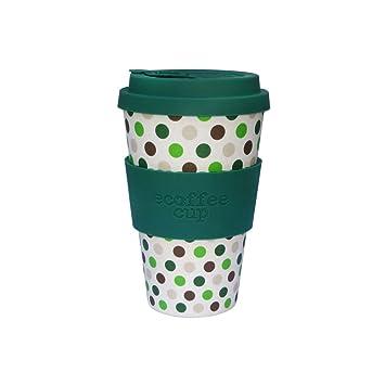 Biozoyg Nachhaltige Oko Kaffeebecher I Thermobecher Mit Deckel Aus