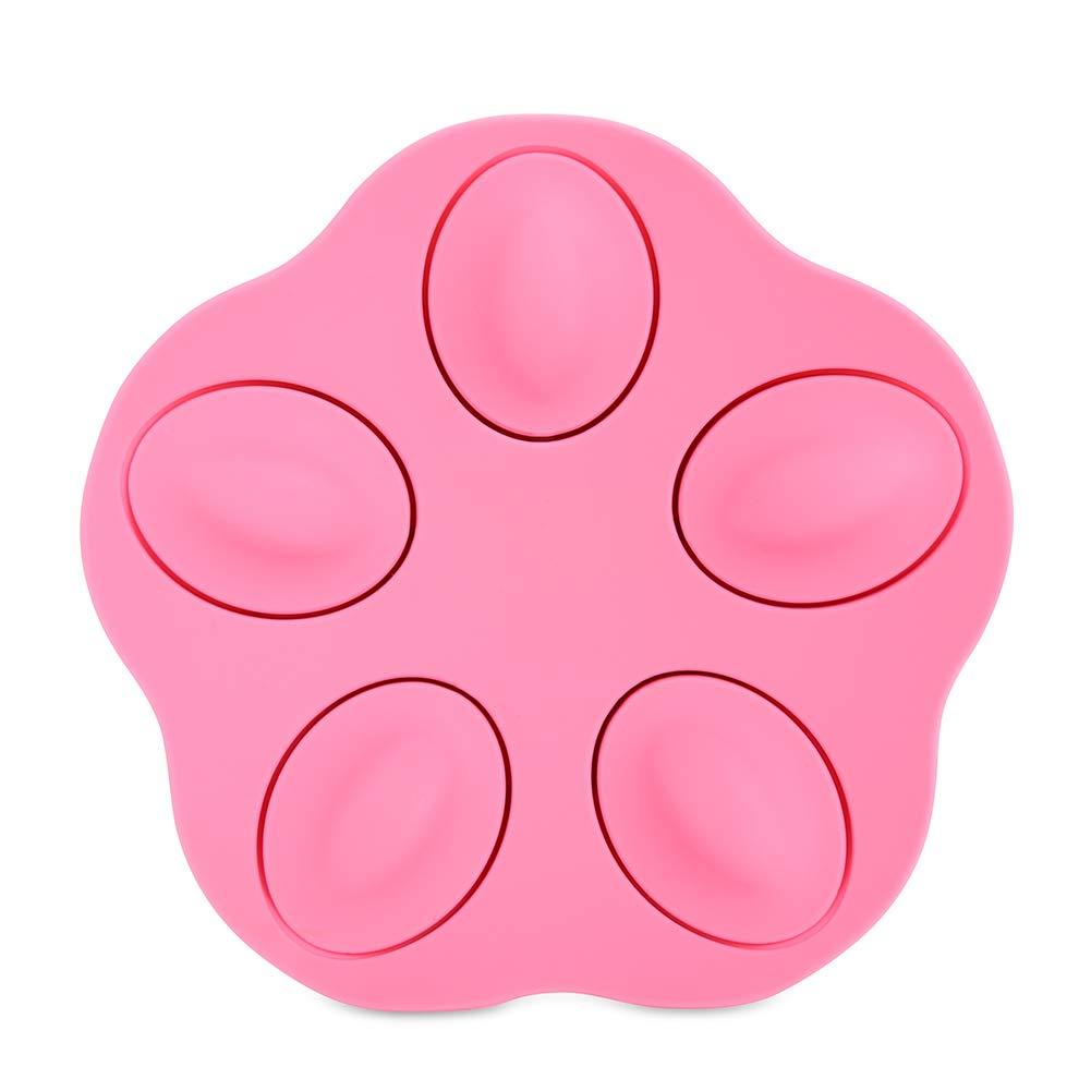 Brustmassageger/ät BiuZi 1Pc Frau USB Drahtloses elektrisches Brustmassageger/ät 1,5 W 5 V 500 mA Brustvergr/ö/ßerungsmassageger/ät f/ür das Gesundheitswesen Pink