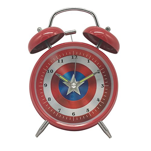 marvel alarm clock - 7