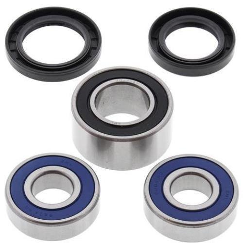 Rear Wheel Bearings and Seals Kit Honda CBR600F4i 2001 2002 2003 2004 2005 2006 Boss Bearing