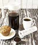 Cold Brew Coffee Maker Set - 3 In One Cold Brewed Coffee Maker - Includes 44 ...