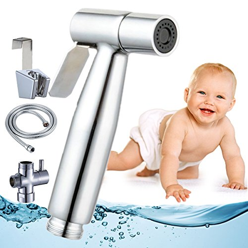 Sprayer Powered Shattaf Stainless Baby Touch product image