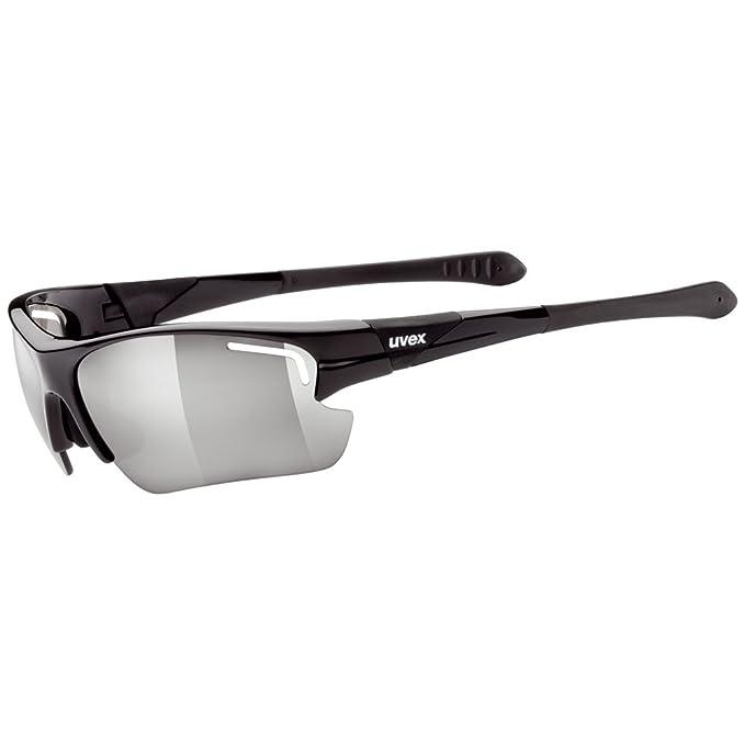 Uvex Fahrradbrille Sportbrille sportstyle 106 grey mat Wechselscheiben FVKxgwxSK7