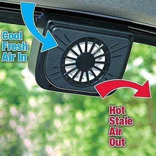 Auto Ventilator Cooler car window fan - 7