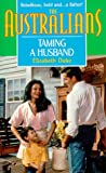Taming a Husband, Elizabeth Duke, 0373825838