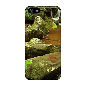 UoP48810uGQD Cases Covers Skin For Iphone 5/5s (melody Of The Water)