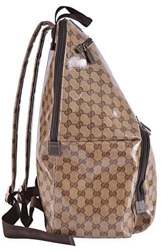 Gucci Hombre Crystal Lienzo XL GG Guccissima Mochila: Amazon.es: Ropa y accesorios