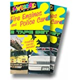 Awesome Fire Engines & Police