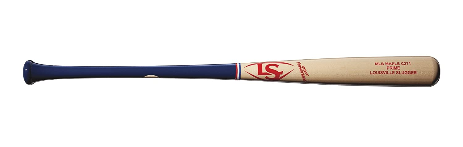 Louisville Slugger LVs MLB Prime America C271 Maple Wood BAT 17U