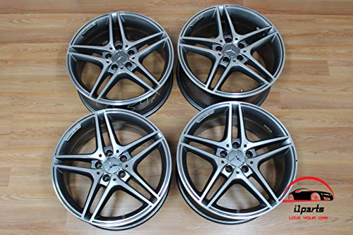 (SET OF 4 MERCEDES C CLASS 2012 2013 2014 2015 2016 18