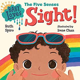 Book Cover: Baby Loves the Five Senses: Sight!