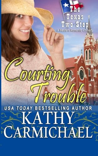 book cover of Courting Trouble