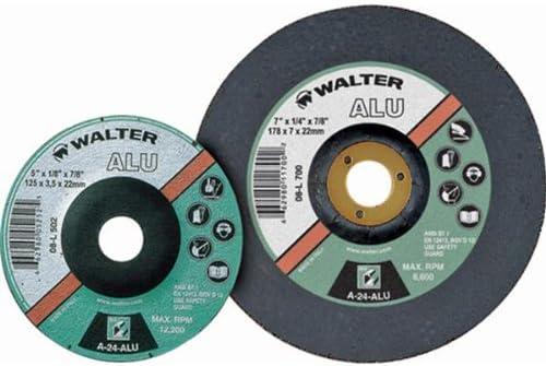 4-1//2 in x 1//4 in x 7//8 in Type 27 3M Silver Grinding Wheel AB87453 Total 10 Wheels