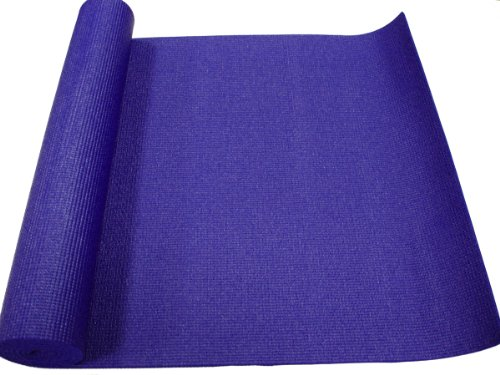 Yoga Direct Extra Wide Yoga Mat, Purple