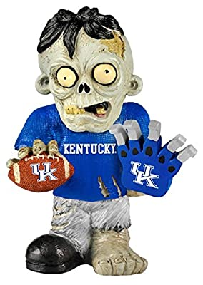 Kentucky Wildcats Zombie Figurine - Thematic