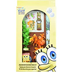 Penn Plax Spongebob Decorating Filter Accessory