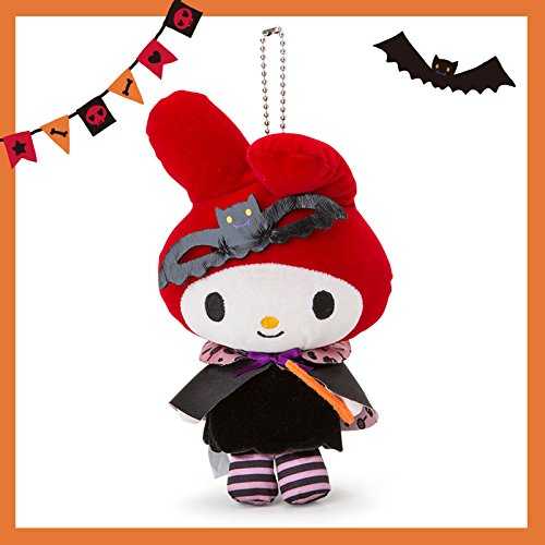 Halloween Costume Ideas Nz - Sanrio My Melody mascot holder Halloween 2017 From Japan New
