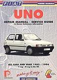 Fiat Uno 1983-96 (Porter Manuals)