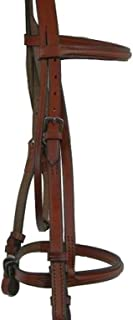 product image for MacPherson Leather Half Round English Headstall