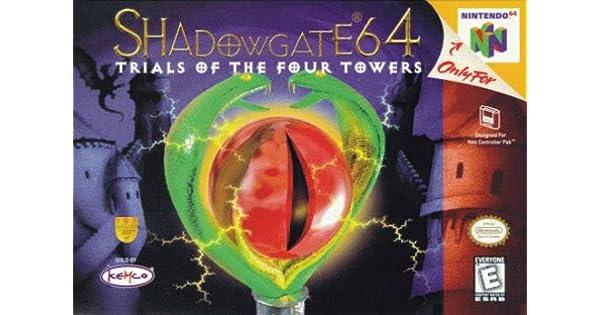 Amazon.com: Shadowgate 64: Video Games