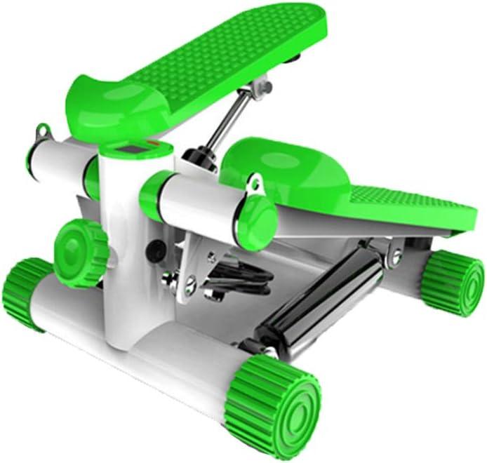 Lhl La M/áquina del Escalonamiento Casa Multi-Funci/ón Hidr/áulica Pedal De La M/áquina De Adelgazamiento De Compartimentos Estancos Aparatos De Ejercicios Paso A Paso En Silencio