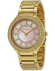 Michael Kors Womens Kerry Watch - Gold tone
