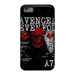 Apple Iphone 6 Plus TuQ22394VJzs Provide Private Custom Colorful Avenged Sevenfold Pictures Great Cell-phone Hard Covers -LeoSwiech