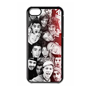 ALICASE Diy Hard Shell Case One Direction For Iphone 5C [Pattern-5]