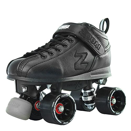 Crazy Skates Zoom Roller Skates | Classic Rink Style | High