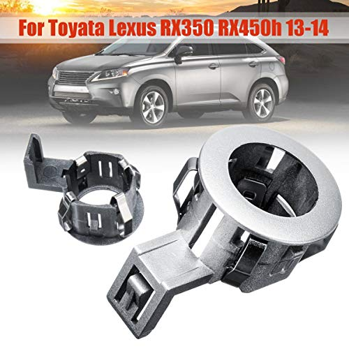 Relax4All - Parking Sensor Retainer Cover Bracket Holder PDC For Toyata for Lexus RX350 RX450h 2013-2014 89348-33100 89348 33100