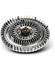 A-Premium Engine Cooling Fan Clutch for Jeep Grand Cherokee 1999-2004 Liberty 2002-2007 Dodge Ram 1500 2500 3500 2000-2002 Durango Ramcharger