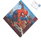 Bargain World Ultimate Spider-Man Luncheon Napkins (With Sticky Notes)